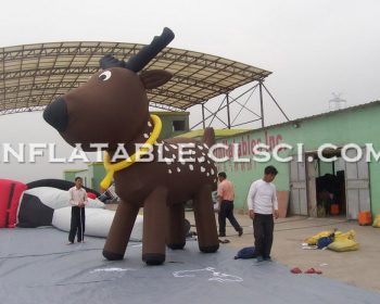 C1-131 Christmas Inflatables