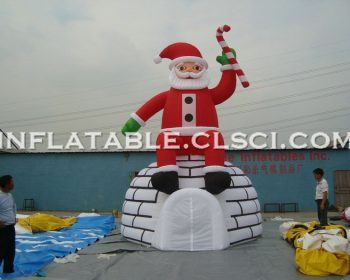 C1-163 Christmas Inflatables