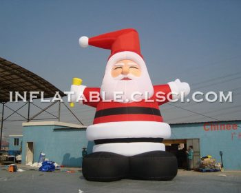 C1-3 Christmas Inflatables