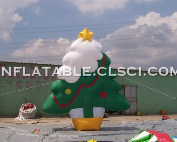 C4-1 Christmas Inflatables