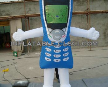 M1-209 inflatable moving cartoon