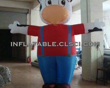 M1-217 inflatable moving cartoon