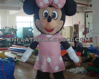 M1-249 inflatable moving cartoon