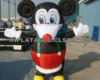 M1-307 inflatable moving cartoon