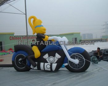 S4-26  Advertising inflatable
