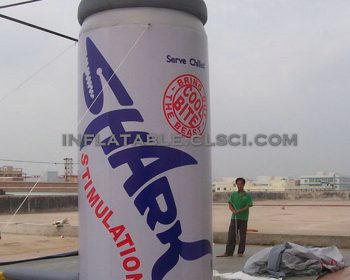 S4-281   Advertising Inflatable