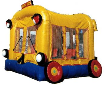 T1-129 inflatable bouncer