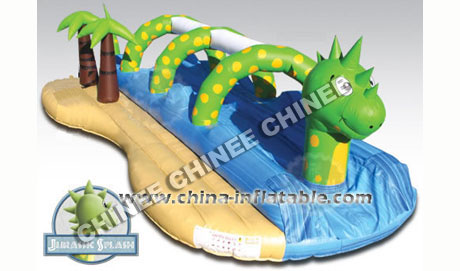 T10-129 Inflatable Water Slides