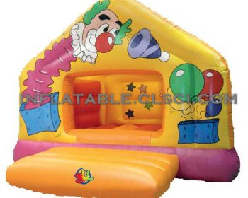 T2-2026 Inflatable Bouncer