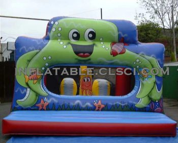 T2-2165 Inflatable Bouncer