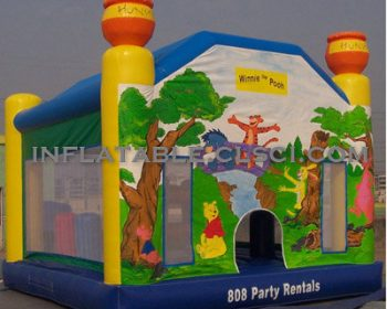 T2-2296 Inflatable Bouncer