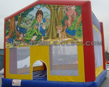 T2-2637 Inflatable Bouncers