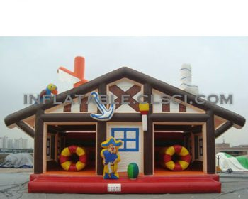 T2-2656 Inflatable Bouncers