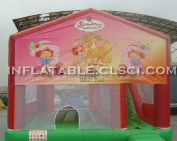 T2-2751 Inflatable Bouncers