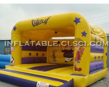 T2-2754 Inflatable Bouncers