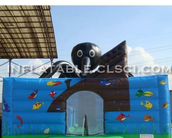 T2-2795 Inflatable Bouncers