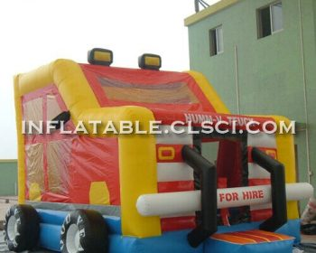 T2-2882 Inflatable Bouncer