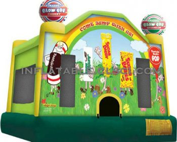 T2-558 inflatable bouncer