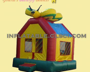 T2-961 Inflatable Bouncer