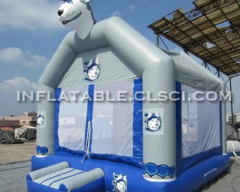 T4-3 Inflatable Jumpers
