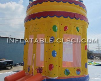 T4-6 Inflatable Jumpers
