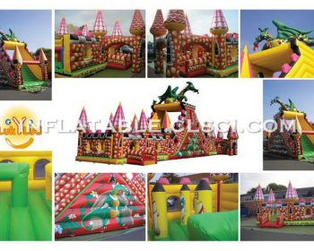 T6-291 giant inflatable
