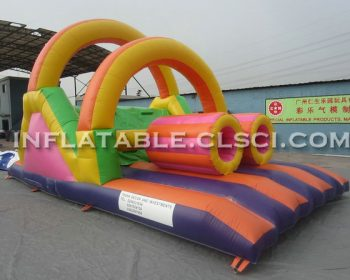 T7-100 inflatable obstacle