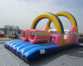 T7-128 Inflatable Obstacles Courses