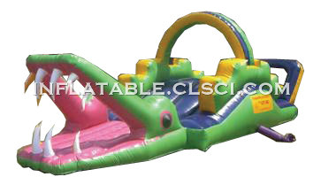 T7-155 Inflatable Obstacles Courses