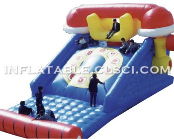 T7-179 Inflatable Obstacles Courses