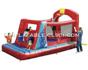 T7-199 Inflatable Obstacles Courses