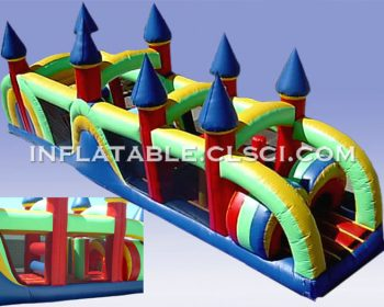 T7-228 Inflatable Obstacles Courses