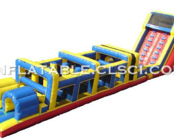 T7-238 Inflatable Obstacles Courses