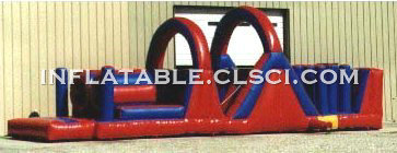 T7-275 Inflatable Obstacles Courses