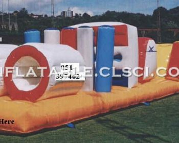 T7-298 Inflatable Obstacles Courses