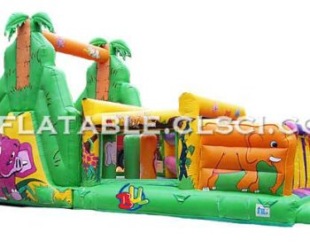 T7-351 Inflatable Obstacles Courses