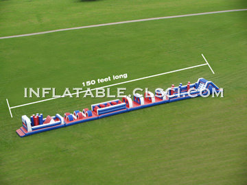 T7-359 Inflatable Obstacles Courses