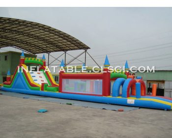 T7-480 Inflatable Obstacles Courses
