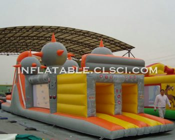 T7-494 Inflatable Obstacles Courses