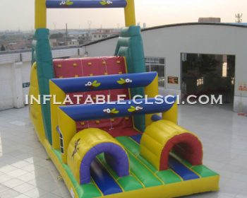 T7-516 Inflatable Obstacles Courses