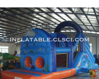 T7-529 Inflatable Obstacles Courses