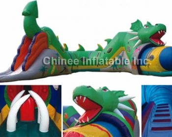 Tunnel1-32 inflatable tunnel