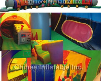 Tunnel1-33 inflatable tunnel