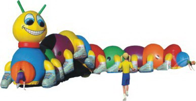 Tunnel1-38 inflatable tunnel