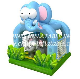 T2-3301 jumping castle
