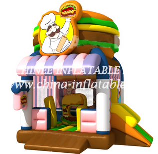 T2-3314 bouncy castle