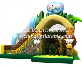 T2-3326 bouncy castle