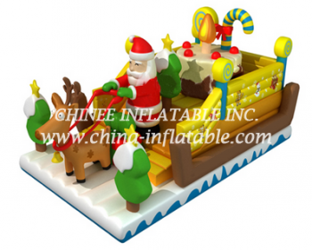 T2-3336 inflatable bouncer