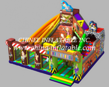 T6-487 giant inflatable