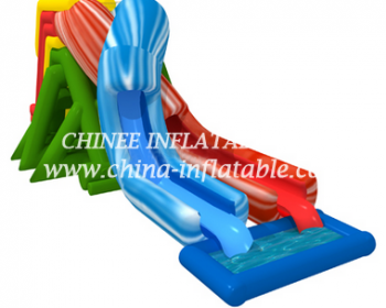 T8-1446 inflatable slide